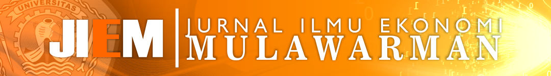 Jurnal Ilmu Ekonomi Mulawarman (JIEM)