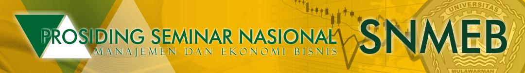 Prosiding SNMEB (Seminar Nasional Manajemen dan Ekonomi Bisnis)